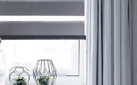 Stores jour nuit pour petites fenêtres