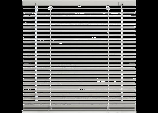 Store vénitien aluminium blanc épuré mat