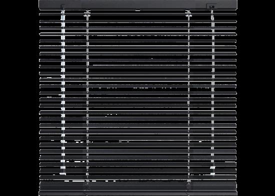 Store vénitien aluminium noir mat