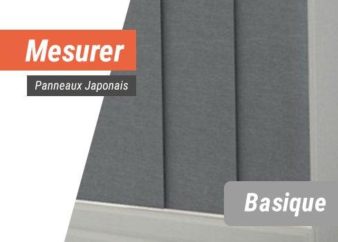 Panneaux japonais basiques