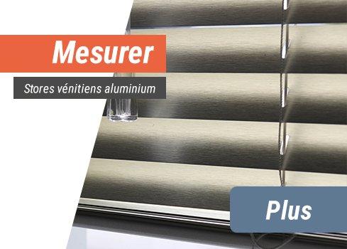 Stores vénitiens aluminium plus