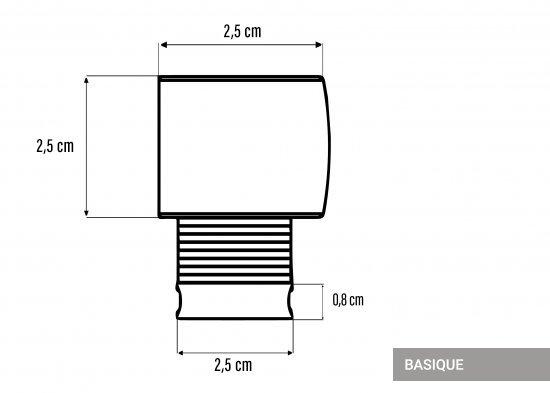 Basique 25mm