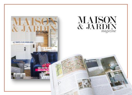 Maison & Jardin décembre 2020