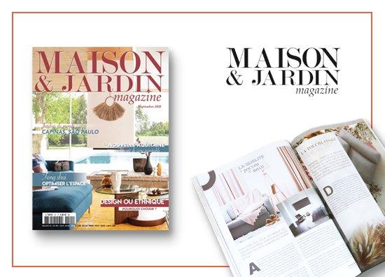 Maison & Jardin septembre 2020