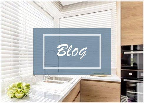 4 raisons pour lesquelles les stores vénitiens en aluminium s'intègrent toujours à une salle de bains ou une cuisine!