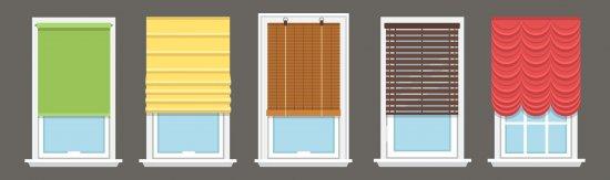 Choisir la mauvaise décoration de fenêtre