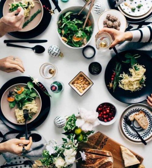4. Organiser un repas de Noël festif