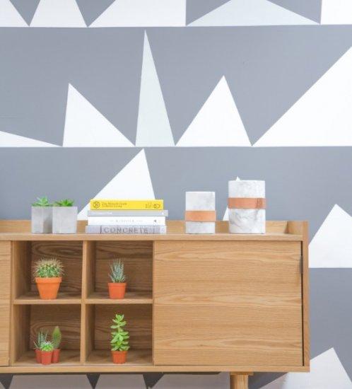 2. Motifs géométriques dans votre maison