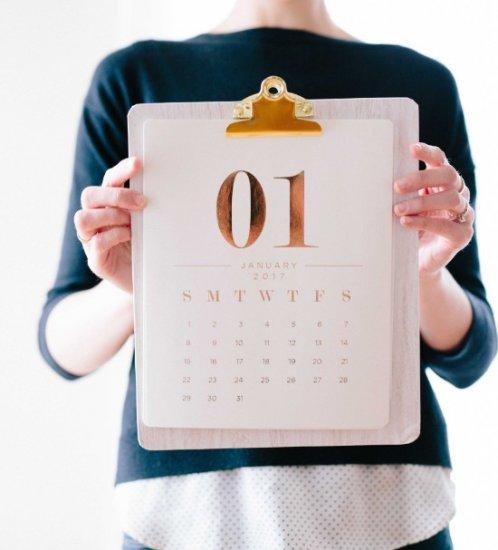 3. Établissez un horaire hebdomadaire pour vous détendre