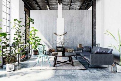 Le must absolu pour la finition de votre intérieur au style industriel : les stores vénitiens en aluminium