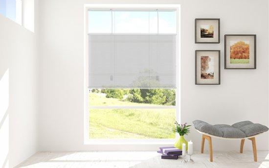 Stores plissés pour chaque fenêtre