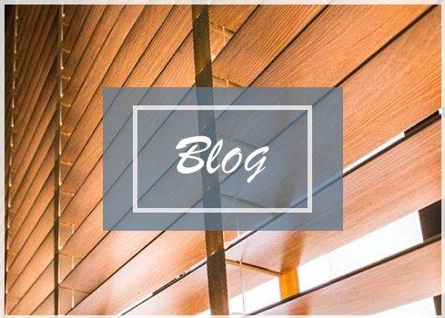 Les avantages de stores vénitiens en bois dans votre salon!