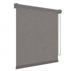 Store enrouleur tamisant gris cendré structure