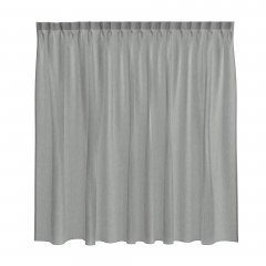 Voilage taupe gris